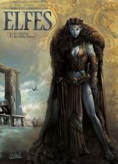 Elfes -1- Le Crystal des Elfes bleus