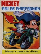 Mickey à travers les siècles -12- Mickey ami de d'Artagnan