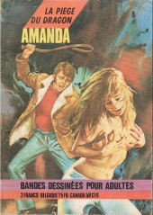 Amanda -3- La piège du dragon