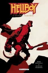 Hellboy (Delcourt) -13- L'ultime tempête