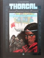 Couverture de Thorgal - La collection (Hachette) -10- Le pays Qâ