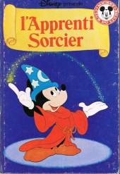 Mickey club du livre -18- L'apprenti sorcier