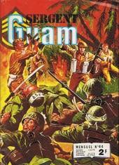Sergent Guam -44- Il est mort à corregidor