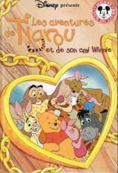 Mickey club du livre -36- Les aventures de Tigrou et de son ami Winnie