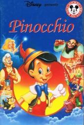 Mickey club du livre -182- Pinocchio