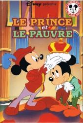 Mickey club du livre -196- Le prince et le pauvre