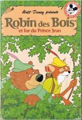 Mickey club du livre -211- Robin des bois et l'or du prince jean