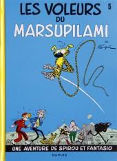 Spirou et Fantasio -5I12- Les voleurs du marsupilami