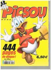 Picsou Magazine -Rec58- (2e série) recueil n°58 (n°442-444-445)