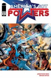 America's Got Powers (2012) -5- Issue 5