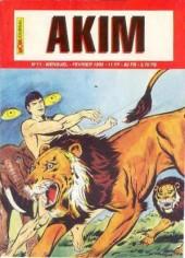 Akim (2e série) -11- La Grotte Verte