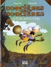 Sorcières sorcières -1- Le mystère du jeteur de sorts