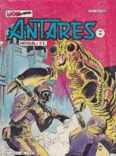 Antarès (Mon Journal) -60- Le Squelette de lumière...