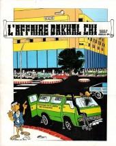L'affaire Dakhal Chi