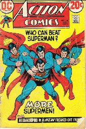 Action Comics (1938) -418- Who can beat Superman?