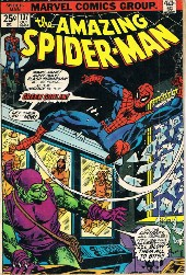 Amazing Spider-Man (The) (1963) -137- The green goblinstrikes