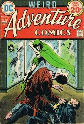 Adventure Comics (1938) -434- The nightmare dummies and the Spectre