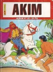 Akim (2e série) -Rec22- Album N°22 (du n°64 au n°66)