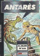 Antarès (Mon Journal) -Rec59- Album N°59 (du n°98 au n°100)