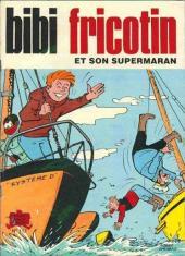 Bibi Fricotin (2e Série - SPE) (Après-Guerre) -112- Bibi Fricotin et son Supermaran