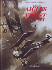 Les aigles sur le front Ouest -2- Volume 2