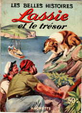Les belles histoires Walt Disney (1re Série) -52- Lassie et le trésor