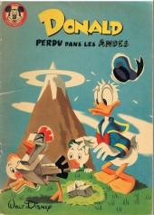 Votre série Mickey (2e série) - Albums Filmés ODEJ -6- Donald perdu dans les andes