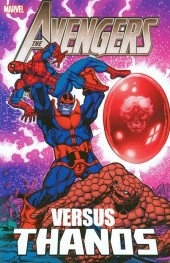 Avengers (The) (TPB) -INT- The Avengers versus Thanos