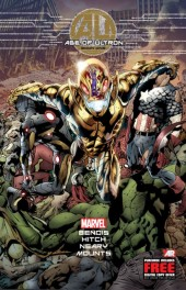 Age of Ultron (2013) -1- Book One