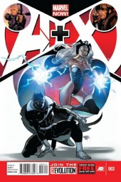 A+X (2012) -3- Issue 3