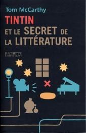 (AUT) Hergé -153- Tintin et le Secret de la littérature