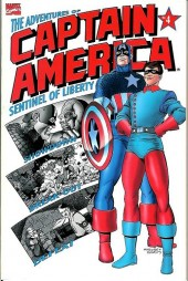 Adventures of Captain America, Sentinel of Liberty (The) (1991) -4- Showdown, break-out, defeat