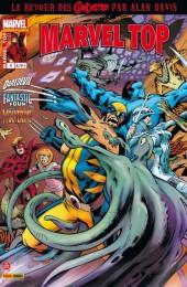 Marvel Top (Marvel France 2e série) -9- Un touriste en enfer