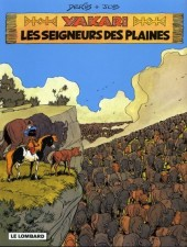 Yakari -13b06- Les Seigneurs des plaines