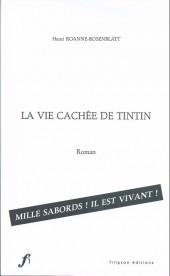 (AUT) Hergé -155- La Vie Cachée de Tintin