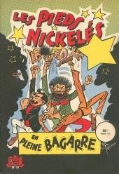 Les pieds Nickelés (3e série) (1946-1988) -30- Les Pieds Nickelés en pleine bagarre