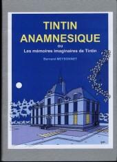 Tintin - Divers - Tintin anamnésique ou Les mémoires imaginaires de Tintin