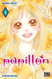 Papillon (Ueda) -8- Tome 8
