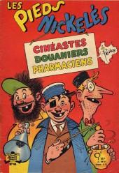 Les pieds Nickelés (3e série) (1946-1988) -44- Les Pieds Nickelés cinéastes, douaniers, pharmaciens