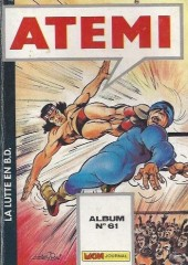 Atémi -Rec61- Album N°61 (du N°235 au N°237)