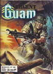 Sergent Guam -100- La furie des dieux