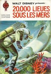 Votre série Mickey (2e série) - Albums Filmés ODEJ -66- 20.000 lieues sous les mers