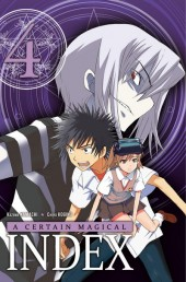 A Certain Magical Index -4- Tome 4