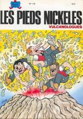 Les pieds Nickelés (3e série) (1946-1988) -116- Les Pieds Nickelés vulcanologues