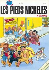 Les pieds Nickelés (3e série) (1946-1988) -117- Les Pieds Nickelés à la Une