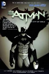 Batman (2011) -INT02- The city of Owls