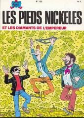 Les pieds Nickelés (3e série) (1946-1988) -122- Les Pieds Nickelés et les diamants de l'Empereur