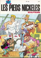 Les pieds Nickelés (3e série) (1946-1988) -123- Les Pieds Nickelés sculpteurs