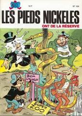 Les pieds Nickelés (3e série) (1946-1988) -124- Les Pieds Nickelés ont de la réserve