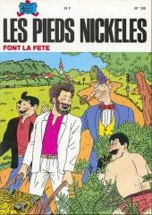 Les pieds Nickelés (3e série) (1946-1988) -126- Les Pieds Nickelés font la fête